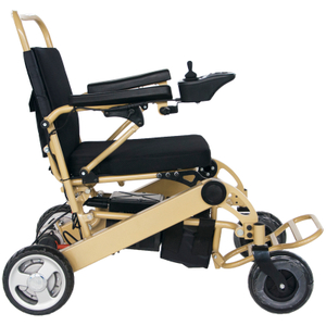 Portable Hospital Folding Lightweight Transport Wheelchair