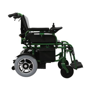 Lightweight Electric Folding Power Wheelchair for Adults