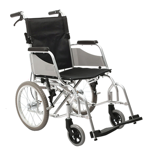 Detachable Aluminum Manual Wheel Chair For Sale FC-M4