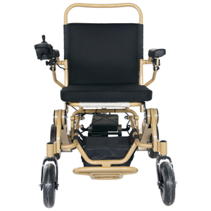 Lightweight Folding Electric Wheelchair for Disabled Adults FC-P5