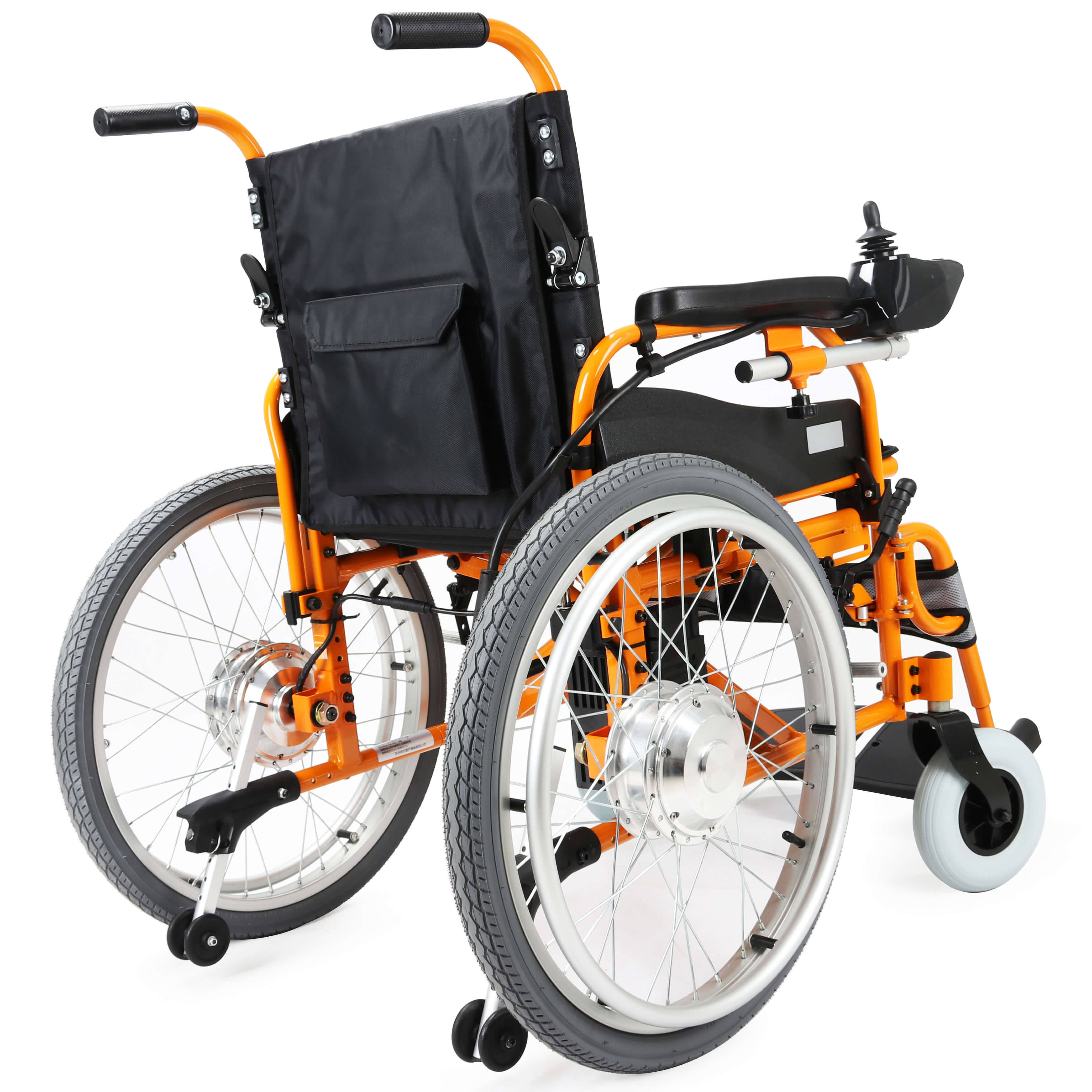It is good to choose lead-acid batteries for electric wheelchairs or lithium batteries