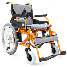 FC-P2 Lightweight Folding Adults Electric Wheelchair for Sale