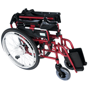 Lightweight Folding Adults Electric Wheelchair for Sale