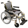 Adults Foldable Electric Light Wheelchairs for Disabled