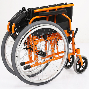 Adults Lightweight Folding Pride Manual Wheelchair