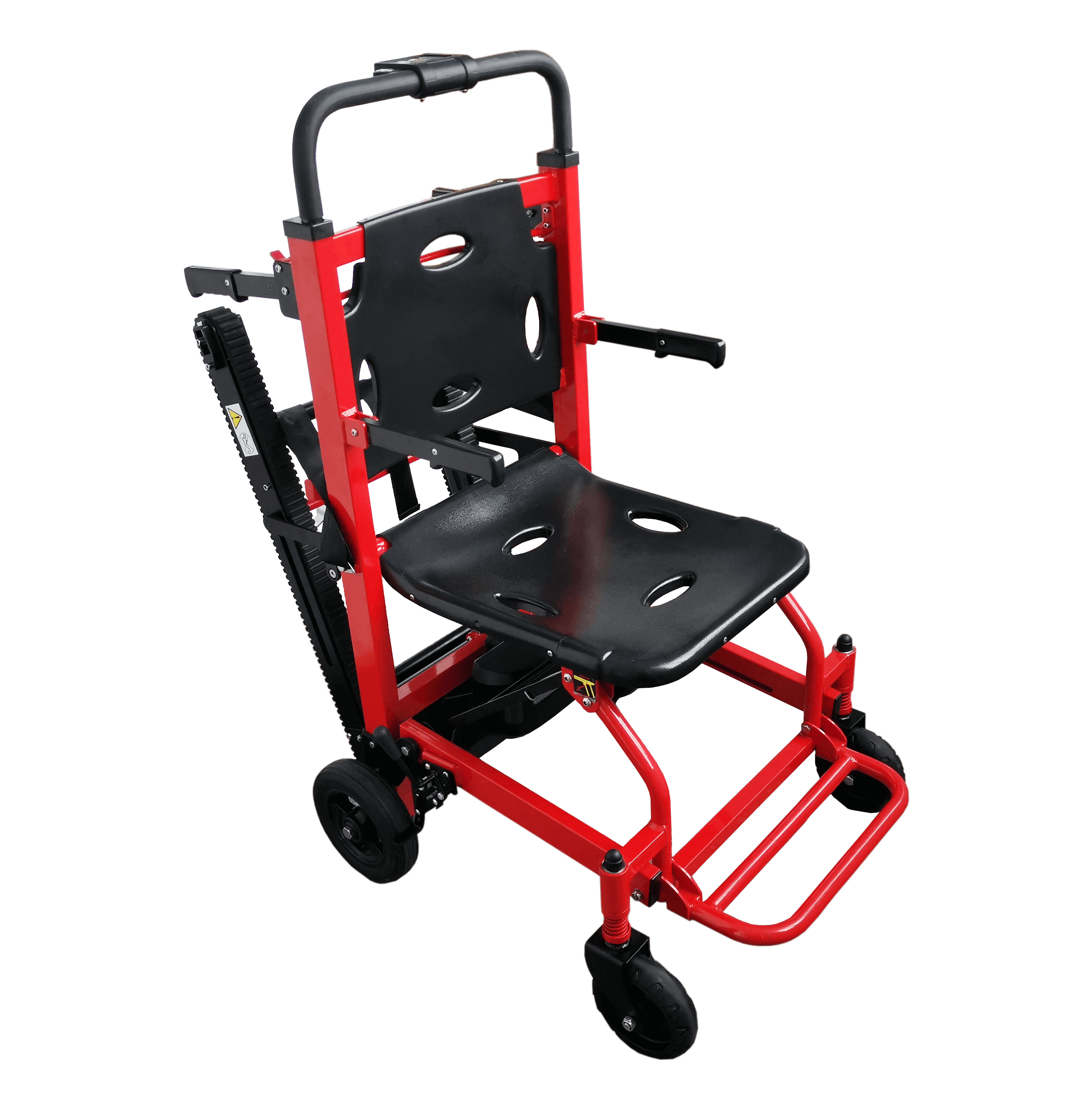 Can Be Folded And Put into Trunk Wheelchair for Stairs